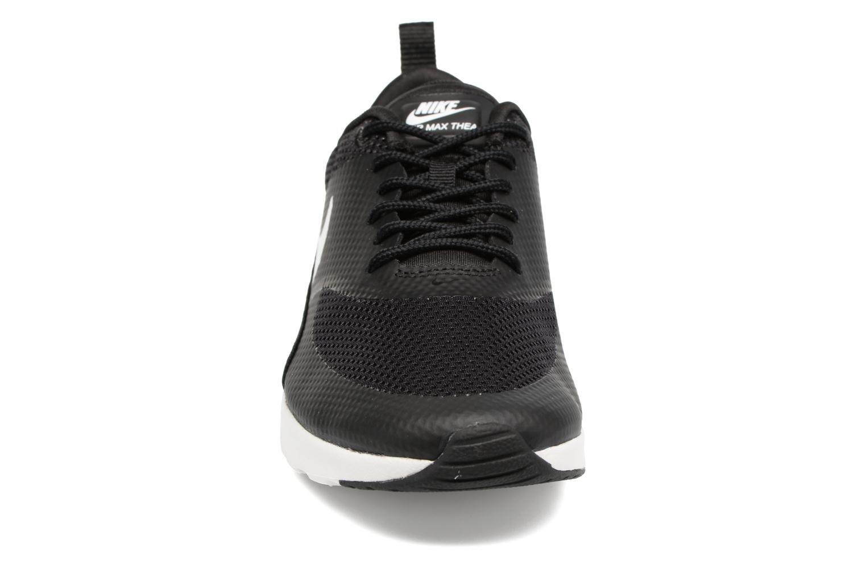 Sneaker Nike Wmns Nike Air Max Thea schwarz schuhe getragen