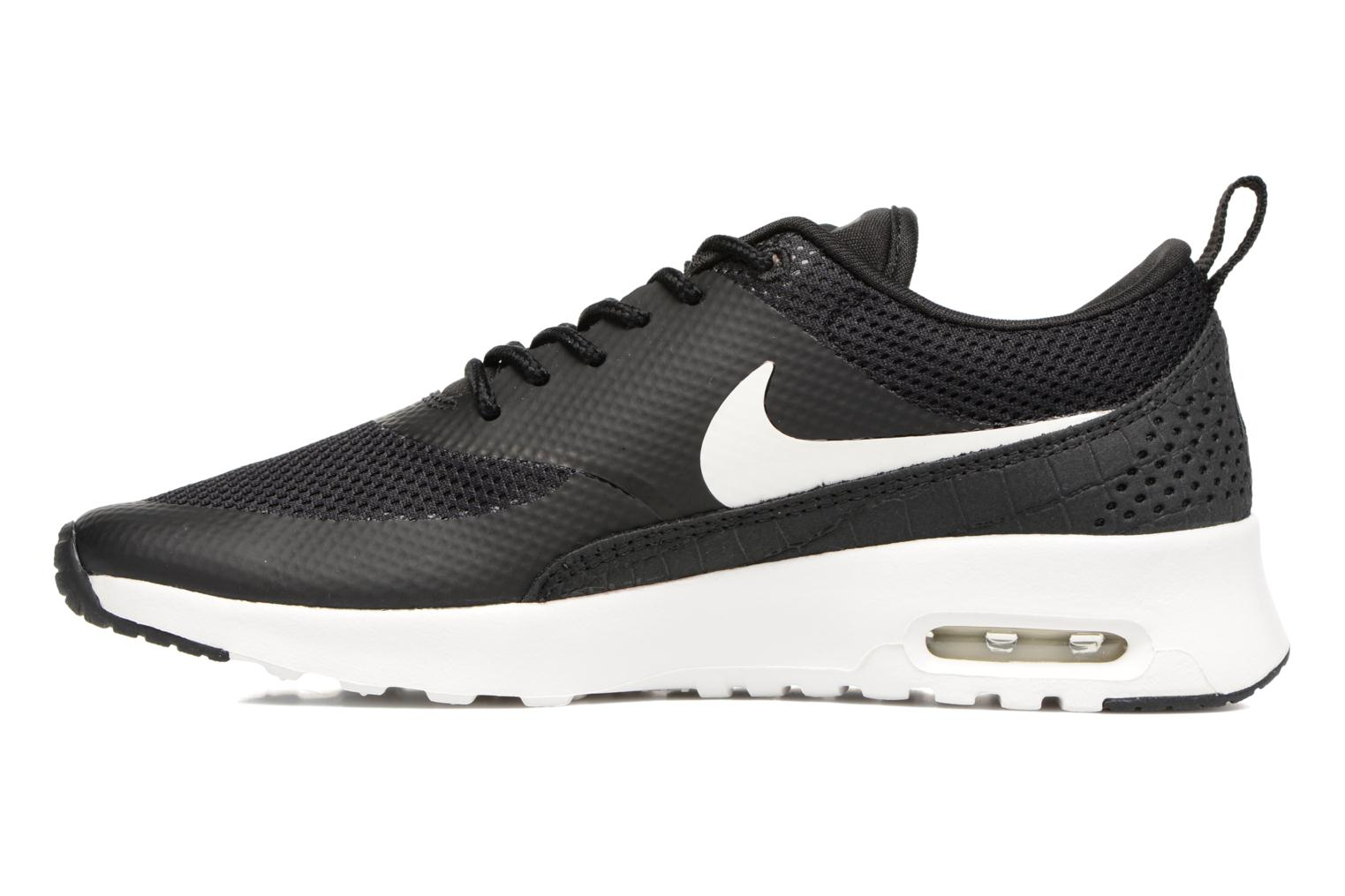 Baskets Nike Wmns Nike Air Max Thea Noir vue face