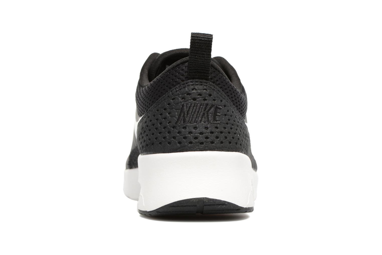 Sneaker Nike Wmns Nike Air Max Thea schwarz ansicht von rechts