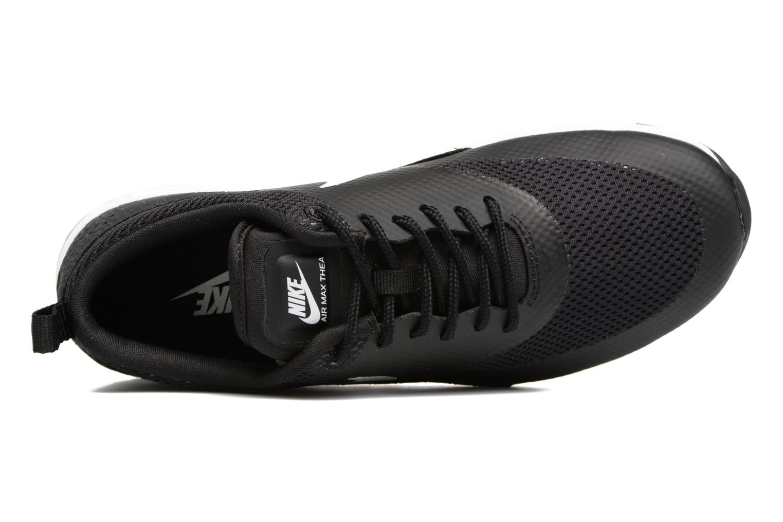 Sneaker Nike Wmns Nike Air Max Thea schwarz ansicht von links