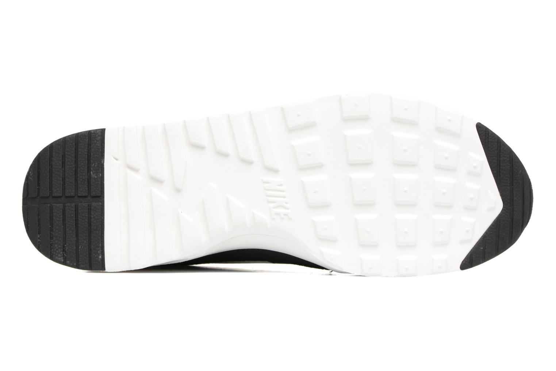 Sneaker Nike Wmns Nike Air Max Thea schwarz ansicht von oben