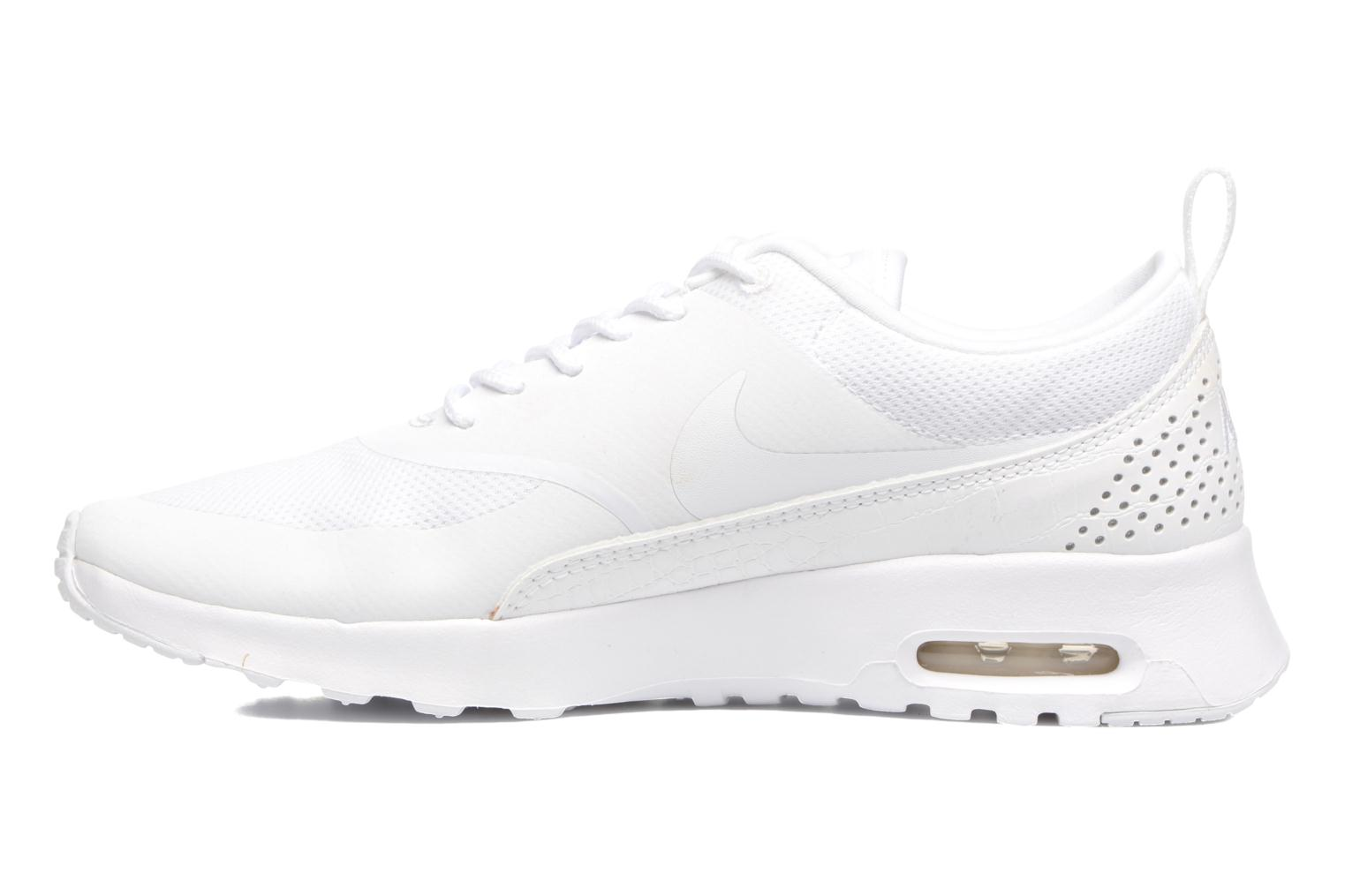 Sneakers Nike Wmns Nike Air Max Thea Wit voorkant