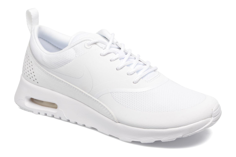 Sneakers Nike Wmns Nike Air Max Thea Vit detaljerad bild på paret