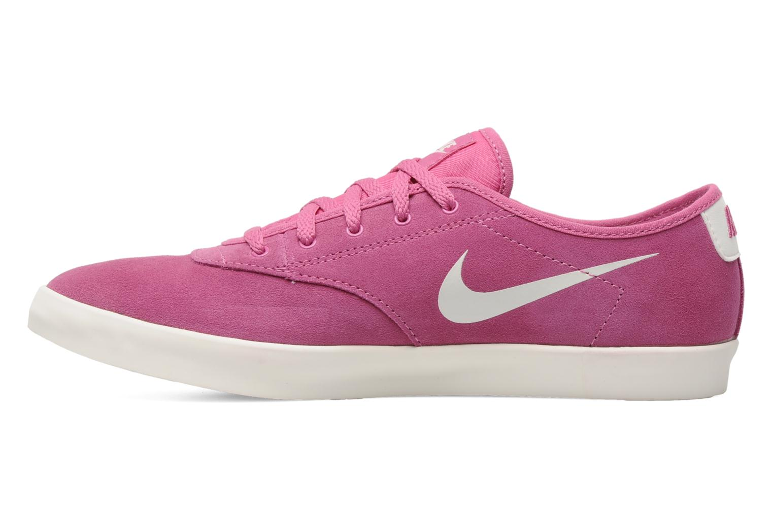 Trainers Nike Wmns Nike Starlet Saddle Lthr Pink front view