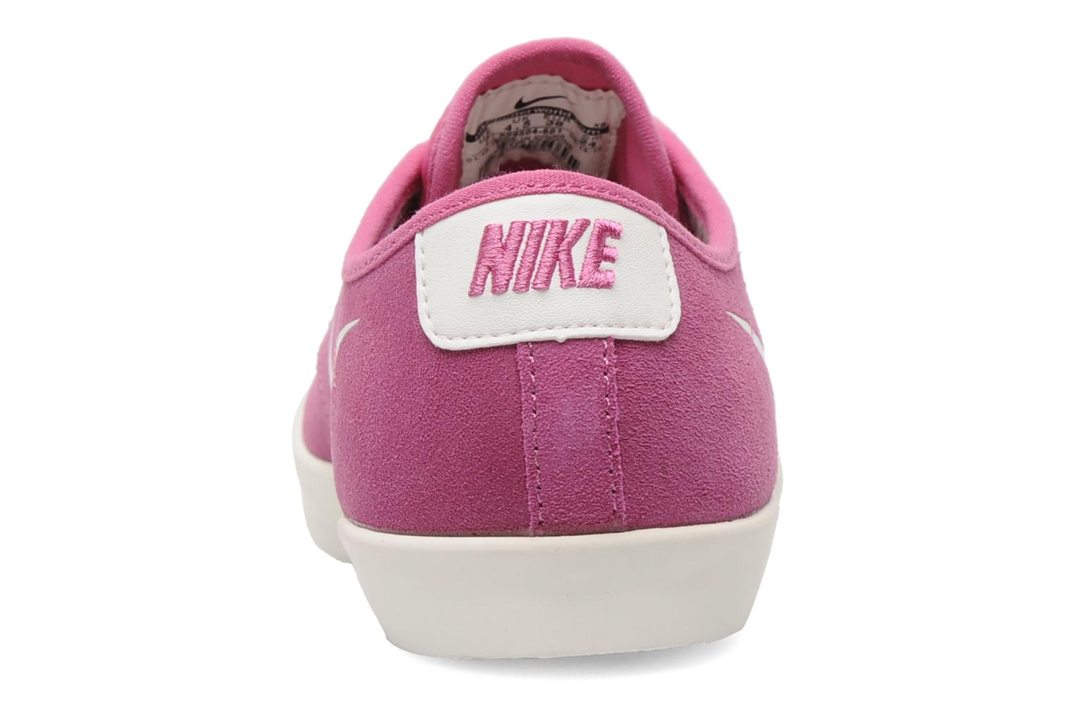 Trainers Nike Wmns Nike Starlet Saddle Lthr Pink view from the right