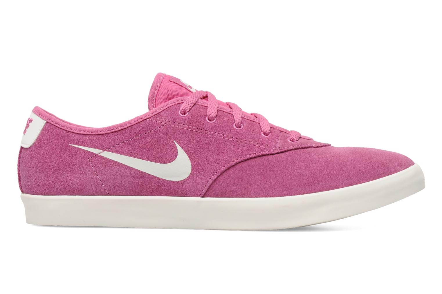 Trainers Nike Wmns Nike Starlet Saddle Lthr Pink back view