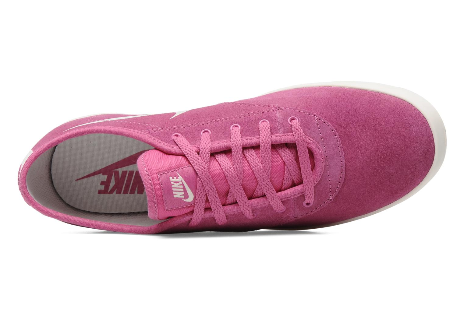 Trainers Nike Wmns Nike Starlet Saddle Lthr Pink view from the left