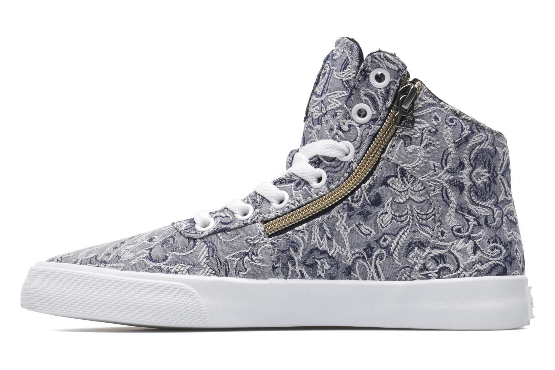 Sneakers Supra Cuttler W Grigio immagine frontale
