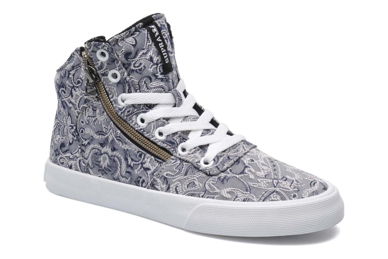 Sneaker Supra Cuttler W grau detaillierte ansicht/modell