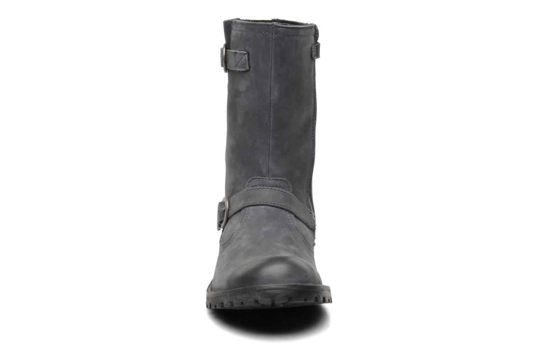 Boots en enkellaarsjes Kickers GECKO Grijs model