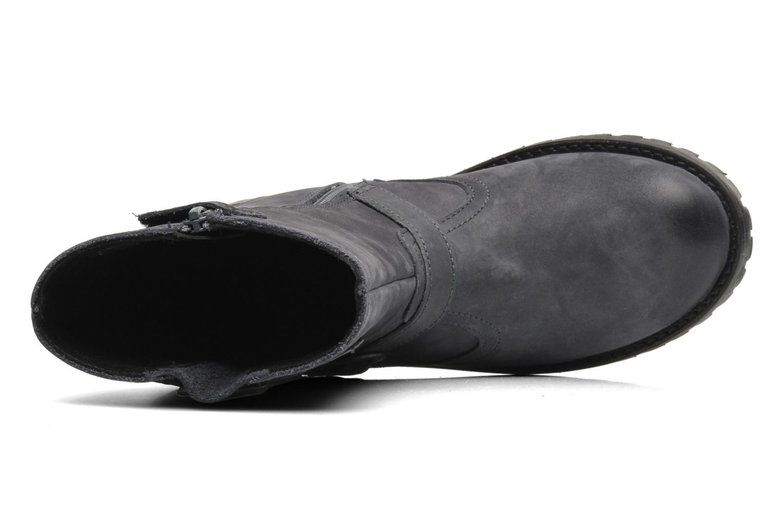 Boots en enkellaarsjes Kickers GECKO Grijs links