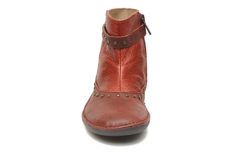 Ankelstøvler Kickers EXTATIK Bordeaux se skoene på