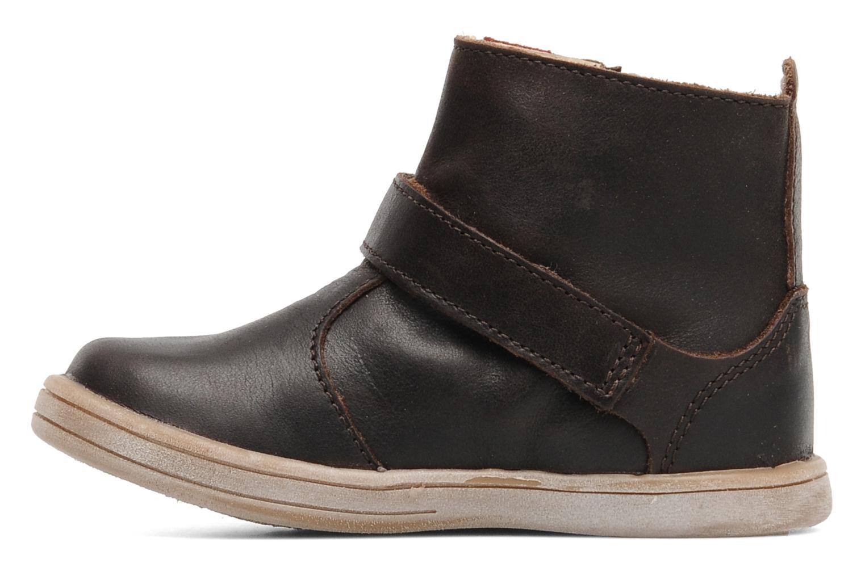 Stiefeletten & Boots Kickers TAB braun ansicht von vorne