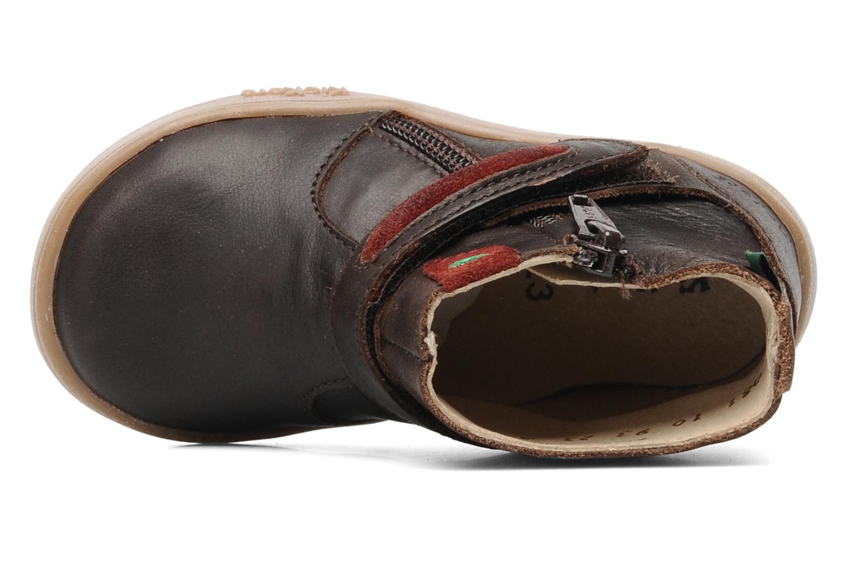 Stiefeletten & Boots Kickers TAB braun ansicht von links