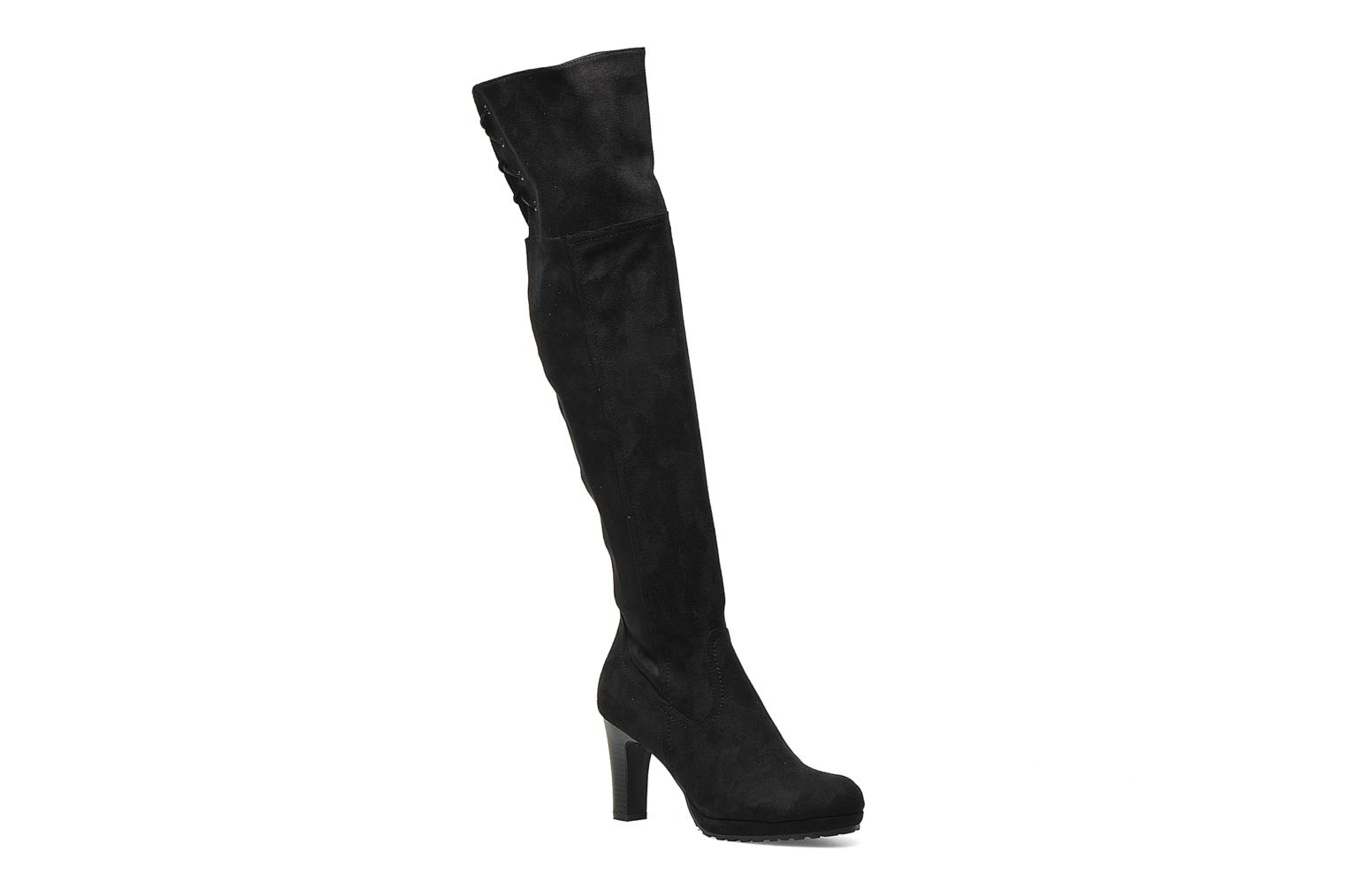 Boots & wellies Georgia Rose Kristolyn stretch Black detailed view/ Pair view