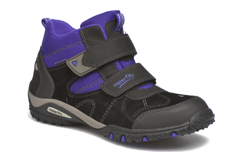 Sneakers Superfit SPORT4 GTX Sort detaljeret billede af skoene