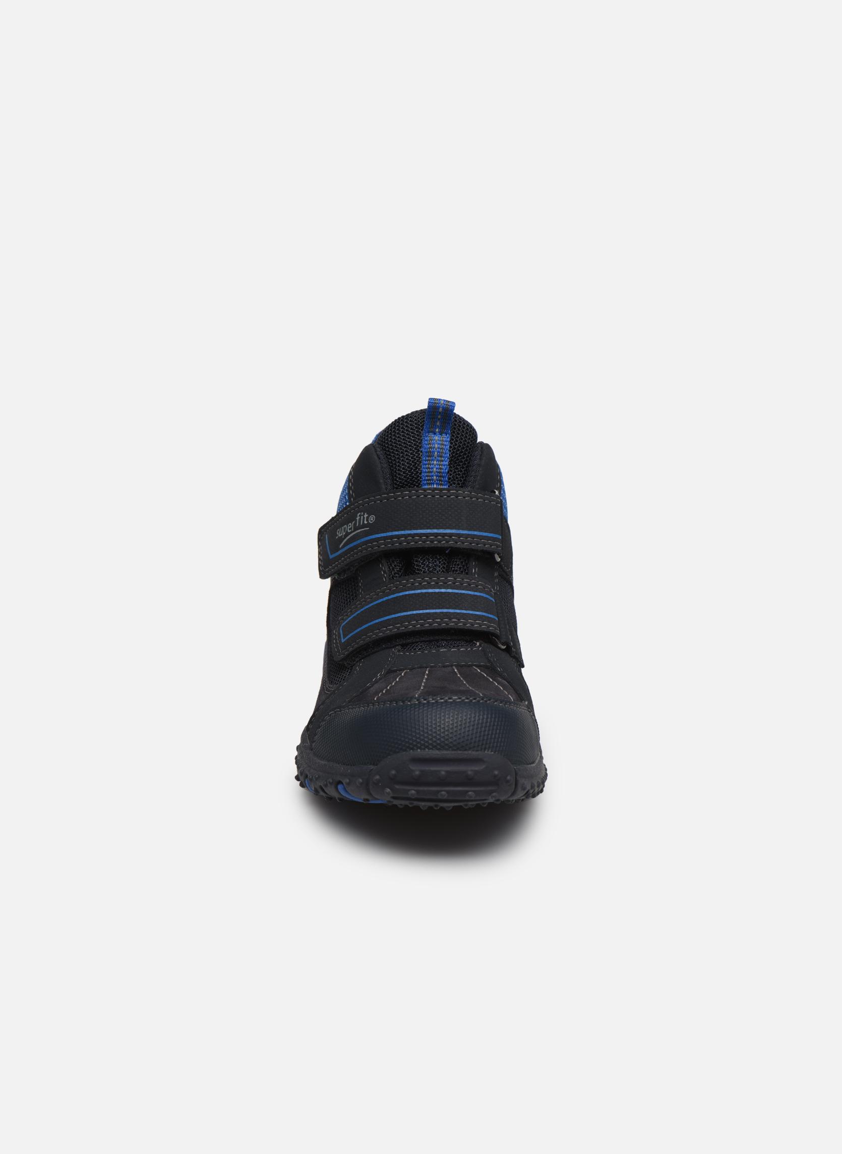Baskets Superfit SPORT4 GTX Bleu vue portées chaussures