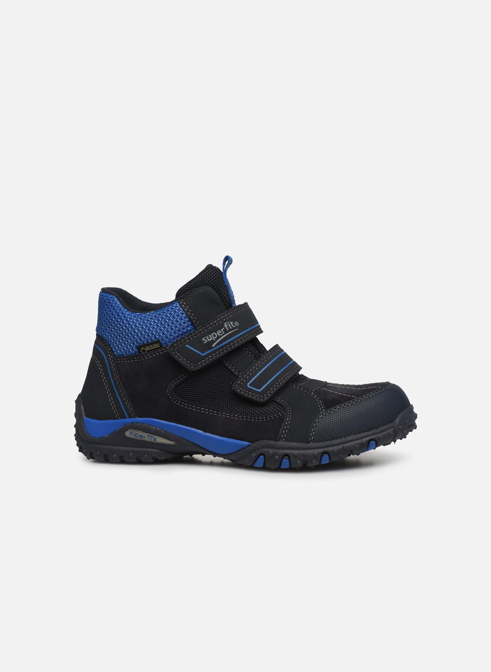 Sneakers Superfit SPORT4 GTX Blauw achterkant