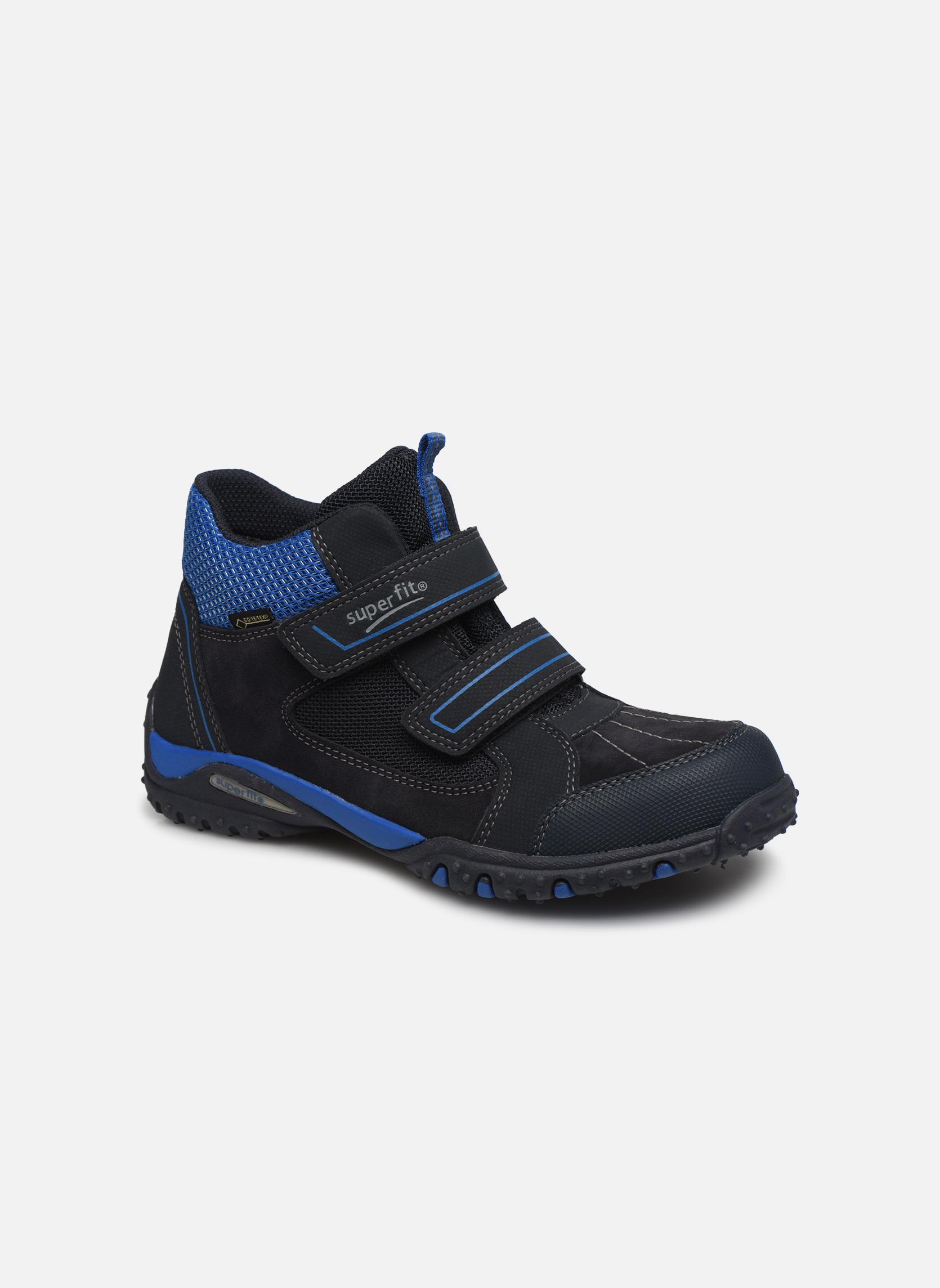 Baskets Superfit SPORT4 GTX Bleu vue détail/paire