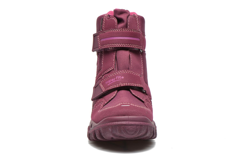 Bottes Superfit HUSKY GTX Violet vue portées chaussures