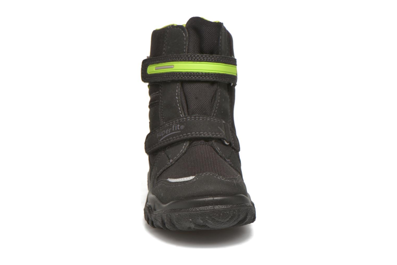 Bottes Superfit HUSKY GTX Noir vue portées chaussures