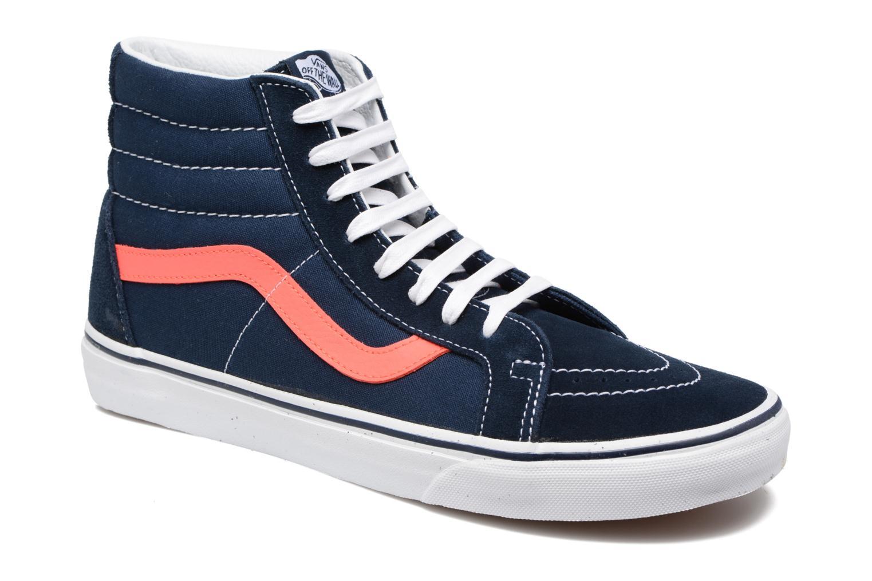 Sneakers Vans Sk8-Hi Reissue Azzurro vedi dettaglio/paio