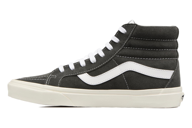 Sneakers Vans Sk8-Hi Reissue Grigio immagine frontale