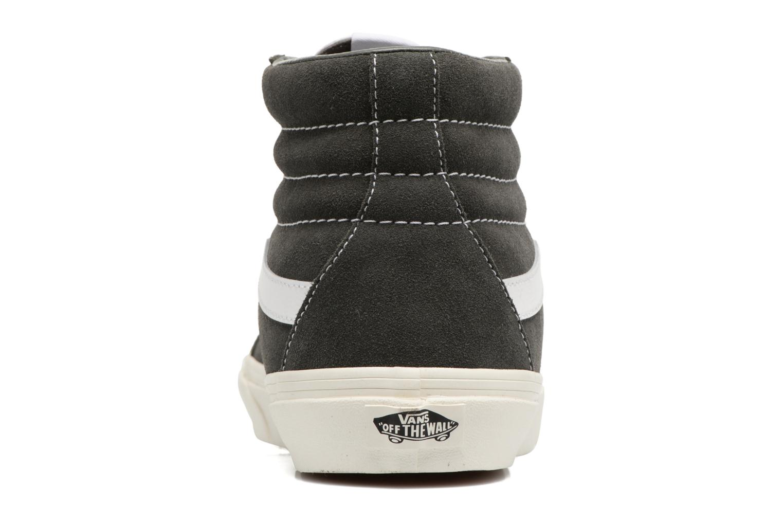 Sneakers Vans Sk8-Hi Reissue Grigio immagine destra