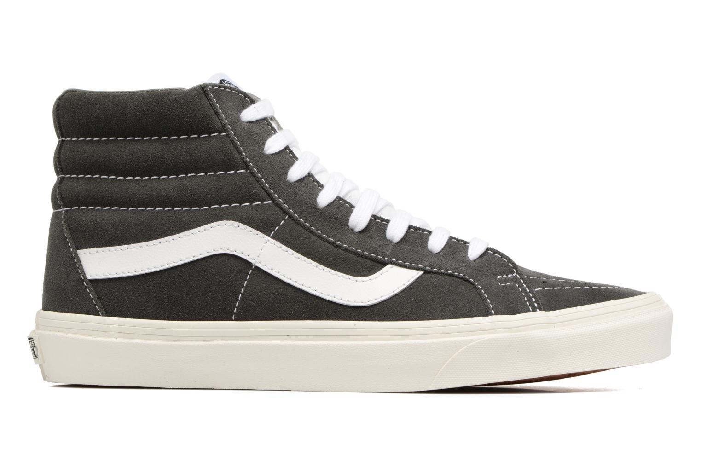 Sneaker Vans Sk8-Hi Reissue grau ansicht von hinten