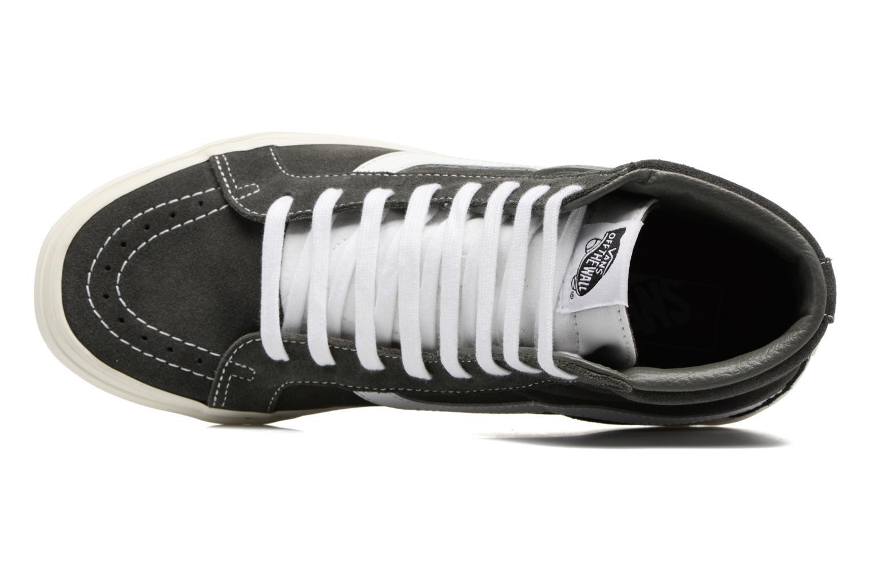 Sneakers Vans Sk8-Hi Reissue Grigio immagine sinistra