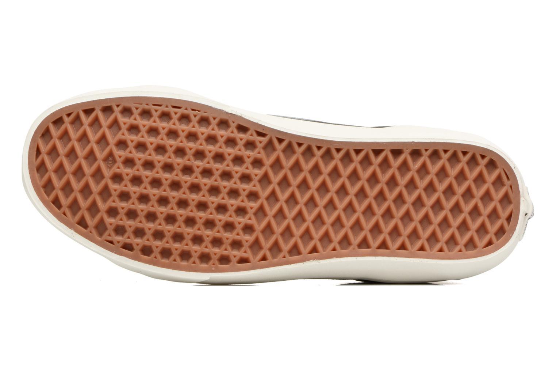 Sneaker Vans Sk8-Hi Reissue grau ansicht von oben