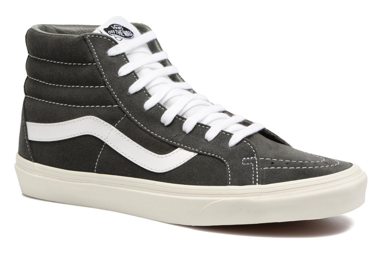 Sneakers Vans Sk8-Hi Reissue Grå detaljerad bild på paret
