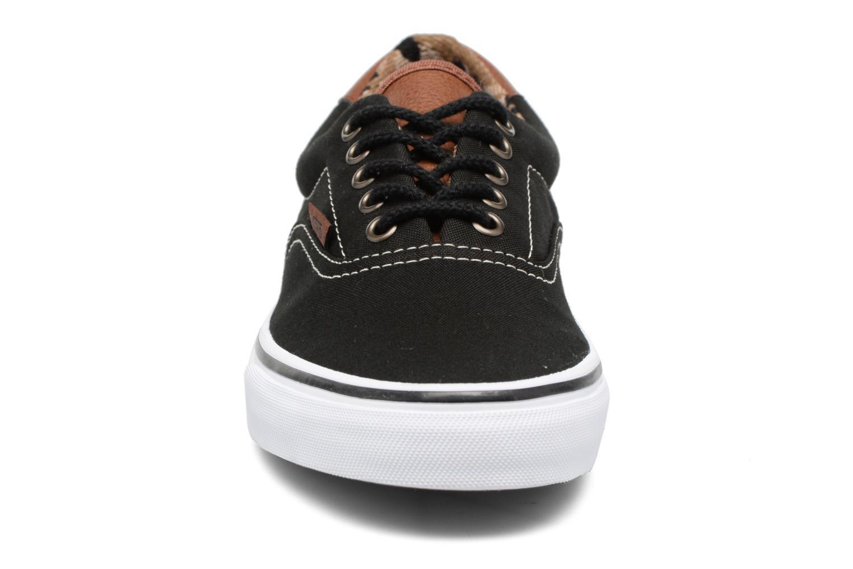 Sneaker Vans Era 59 W schwarz schuhe getragen