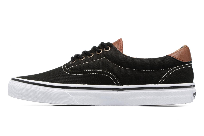 Sneaker Vans Era 59 W schwarz ansicht von vorne