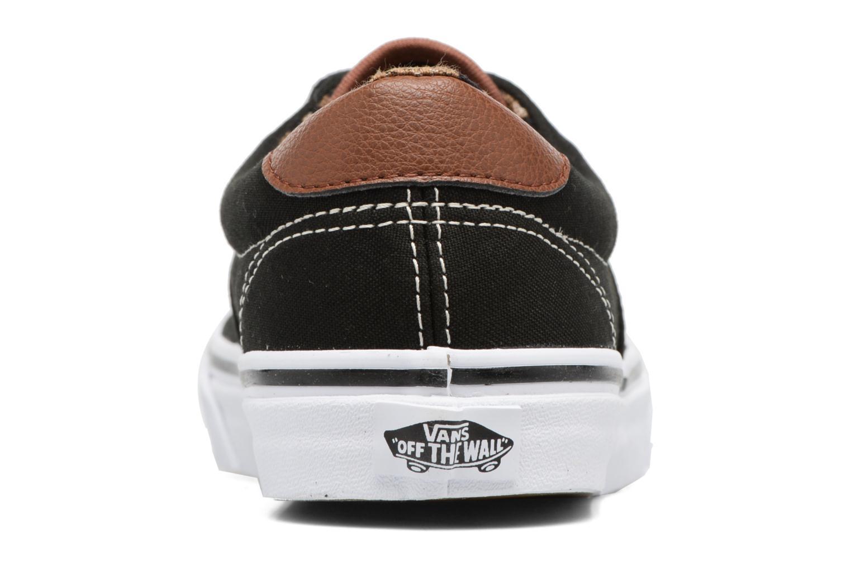 Sneaker Vans Era 59 W schwarz ansicht von rechts