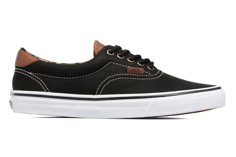 Sneaker Vans Era 59 W schwarz ansicht von hinten