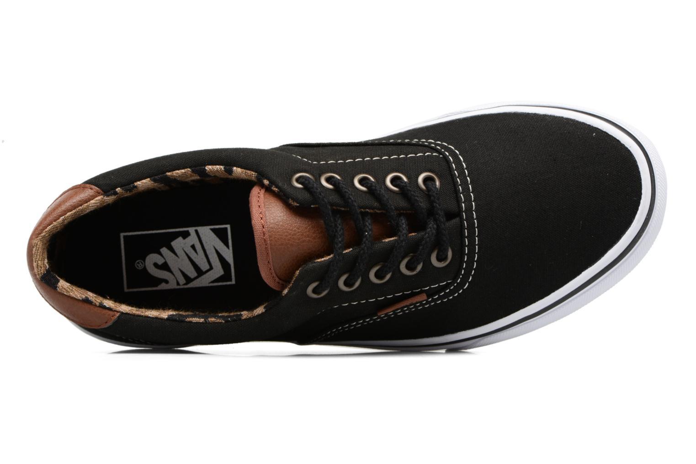 Sneaker Vans Era 59 W schwarz ansicht von links
