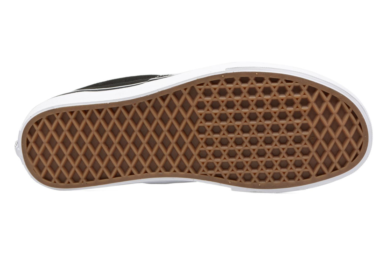 Sneaker Vans Era 59 W schwarz ansicht von oben