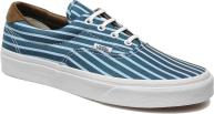 Blue/True White (Stripes)