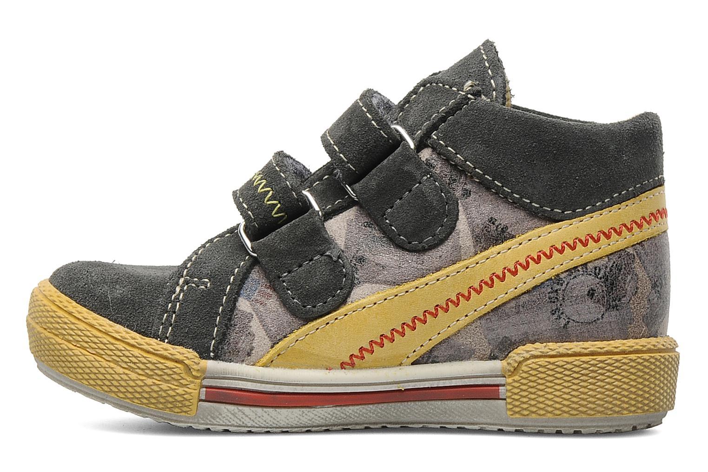 Sneakers Bopy Balama Grigio immagine frontale