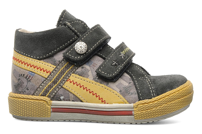 Sneakers Bopy Balama Grigio immagine posteriore