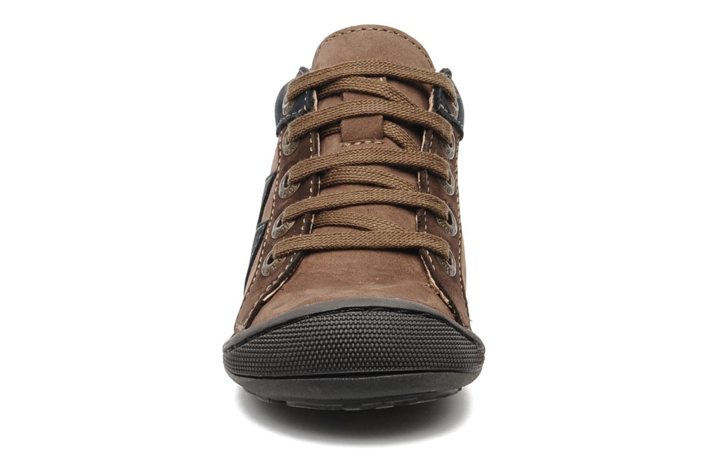 Bottines et boots Mod8 Adours Marron vue portées chaussures