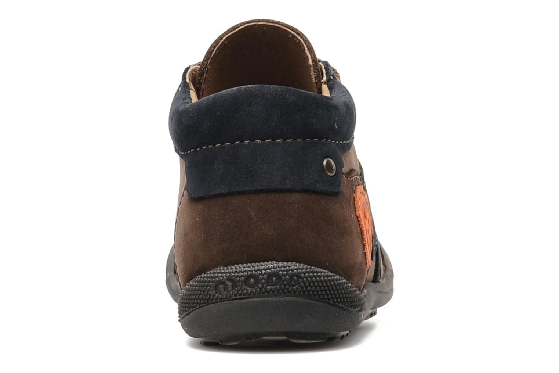 Boots en enkellaarsjes Mod8 Adours Bruin rechts