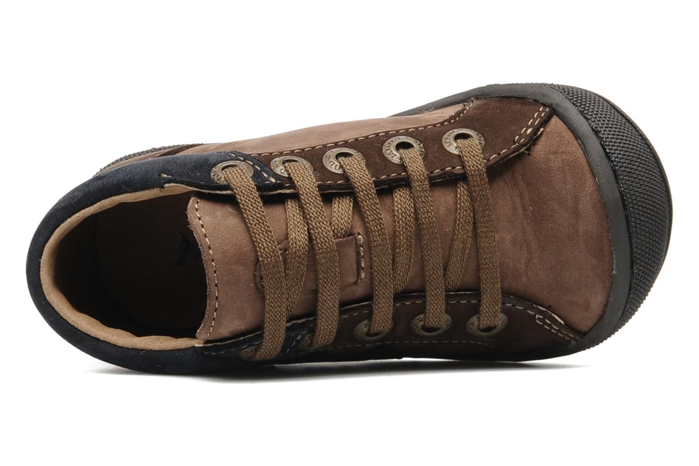 Bottines et boots Mod8 Adours Marron vue gauche