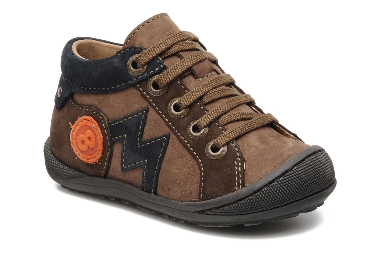 Boots en enkellaarsjes Mod8 Adours Bruin detail