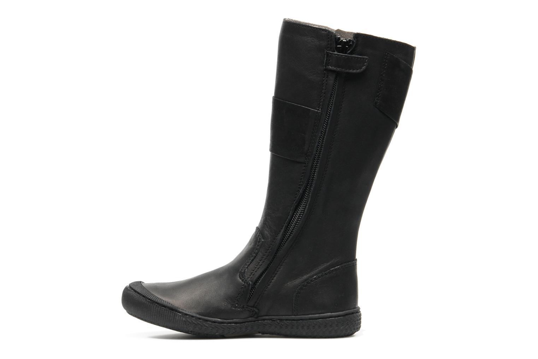 Stiefel Mod8 Sebat Etoile schwarz ansicht von vorne