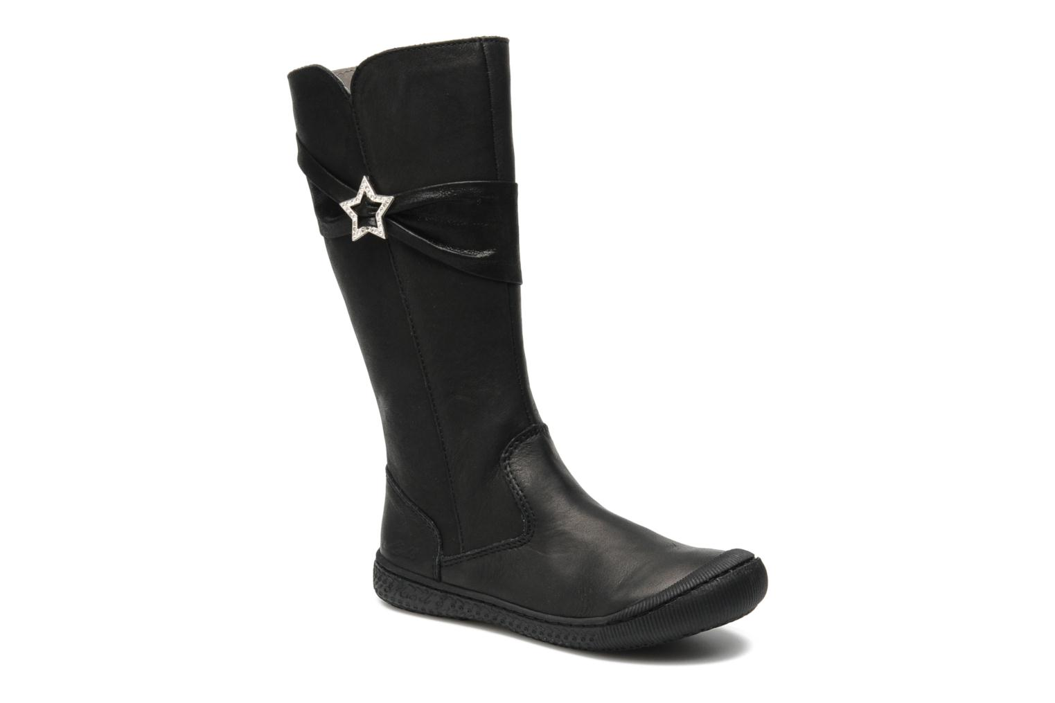 Boots & wellies Mod8 Sebat Etoile Black detailed view/ Pair view