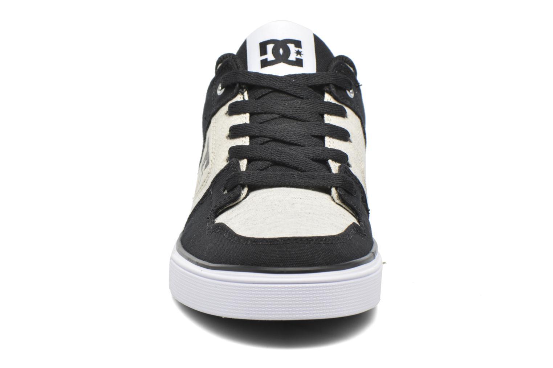 Sneaker DC Shoes PURE B schwarz schuhe getragen