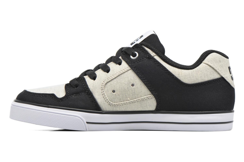 Baskets DC Shoes PURE B Noir vue face