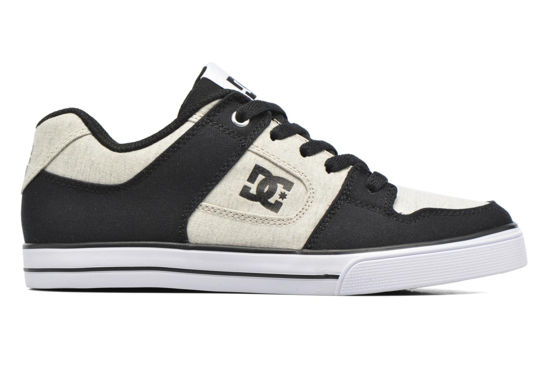 Baskets DC Shoes PURE B Noir vue droite